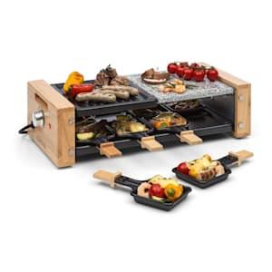 Chateaubriand Nuovo Raclette, grilovací deska, 1200 W, hliník/kámen, 8 osob
