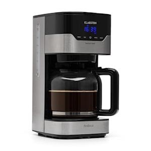 Arabica koffiezetapparaat 900W EasyTouch Control zilver/zwart