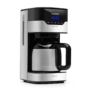 Arabica 800W, kávovar, 1.2 l, Easy-touch control, stříbrno/černý