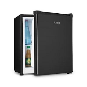 Snoopy Eco, mini chladnička s mrazicím boxem, A++, 46 litrů, 41 dB, černá