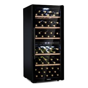 Barossa 102 Duo Vinoteca 102 botellas 226 litros 2 zonas Control táctil