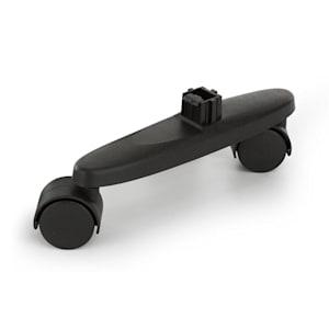 Hot Spot Slimcurve roulettes de rechange noires