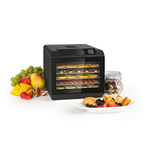 Arizona Jerky Dehydrator 500W 35-70 ° C Digital Touch Display Black
