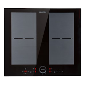 Delicatessa 60 induction hob built-in hob | 4 zones: 7000 W (2 x 2000 W / 2 x 1500 W) in 9 power levels with ThermoBoost | hob: 60 x 52 cm | glass ceramic