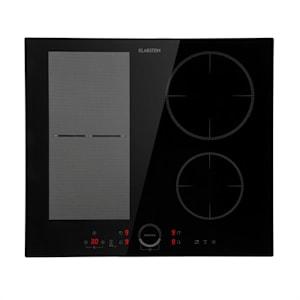 Delicatessa 60 Hybrid, indukcijska kuhalna plošča, vgradna, 4 kuhalne plošče, 7000 W, črna