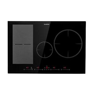 Klarstein Delicatessa 77 Hybrid inbouw inductiekookplaat 4 zones 7000W zwart