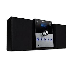 MC-30 DAB Mini-Stereoanlage | CD-Player | DAB+/UKW | Bluetooth | 20 W max. | Fernbedienung