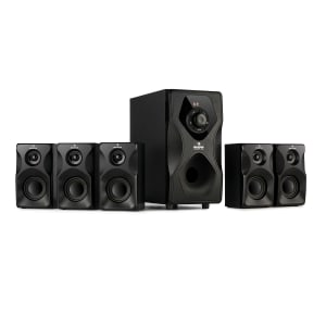 Concept 720 5.1 Speaker System 95 W RMS OneSide Subwoofer BT USB SD