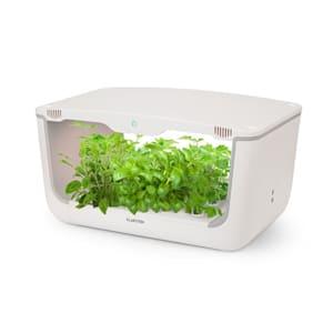 GrowIt Farm, intelligens otthoni kert, 28 növény, 48 W-os LED, 8 liter