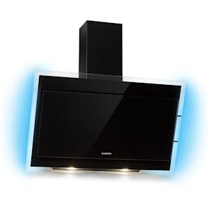 Klarstein Mirage 90 afzuigkap 550 m³/h touch paneel RGB Ambiente licht