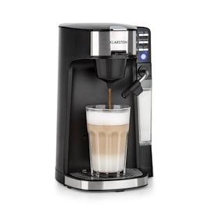 Baristomat, 2 v 1 popolnoma avtomatska naprava, kava in čaj, mlečna pena, 6 programov