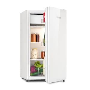 Luminance Frost, chladnička, 91 l, A+, chladící prostor na zeleninu, 2 skleněné police, bílá