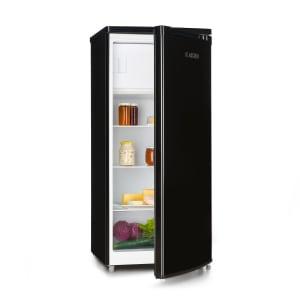 Samara L, chladnička, 181 l, chladiaci priečinok na zeleninu, A+, čierna