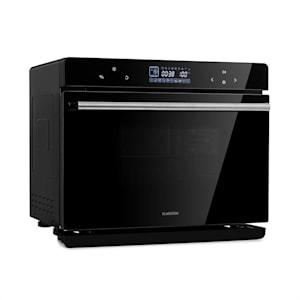 MasterFresh, parná rúra, 230 °C, 24 l, dotykový ovládací panel, čierna