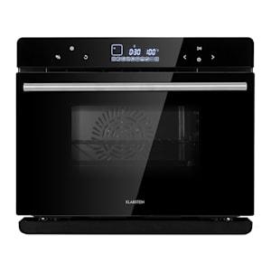 MasterFresh, parna pećnica, 230 °C, 24 l, upravljačka ploča osjetljiva na dodir, crna