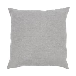 Titania Pillows, jastuk, poliester, nepremočivi, melir, svjetlo siva boja