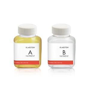 Klarstein GrowIt Nutri Kit 60 kasviravinne lisävaruste 2 x 60 ml