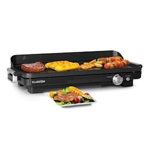 Charleroi Turbo Electric Table Grill 2000 W DuoGrill Concept Black