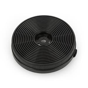 Klarstein UltraClean Filtre à charbon actif 81g accessoire pour hottes Contempo