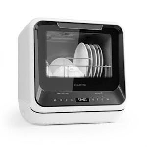 Amazonia Mini, mosogatógép, 6 program, LED kijelző, fekete