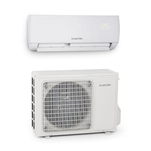 Windwaker climatiseur split 12000 BTU/3,6 kW débit d'air 600 m³/h