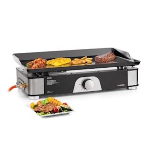 Orfeo, grill gazowy stołowy, grill plancha, 3,5kW, 350 °C, InstantReady Concept sc