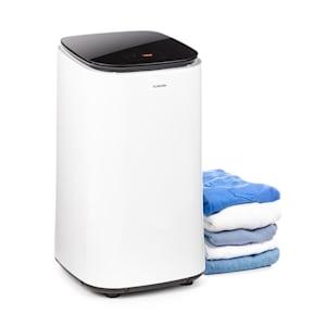 Zap Dry, ruhaszárító, 820 W, 50l, érintős vezérlőpanel, LED, fehér/fekete