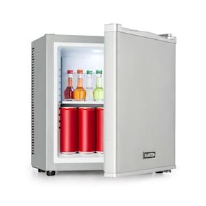 Secret Cool, mini hladilnik, minibar, 13 l, razred A +, 0 dB, srebrna