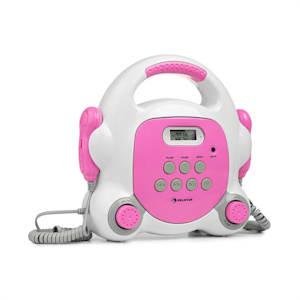 Pocket Rocker BT Karaoke-Player BT USB-Port MP3 2xMikro pink