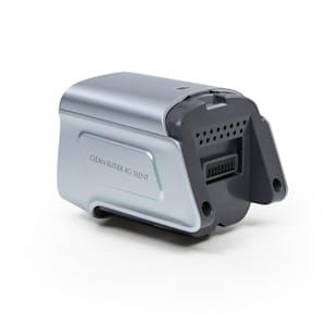 Klarstein Clean Butler 4G Silent Batería de iones de litio para Aspiradora a batería 22,2 V/2.200 mA color plateado