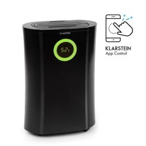 DryFy Pro Connect, razvlažilec zraka, WiFi, kompresija, 20 l/d, 20 m², 370 W, črn