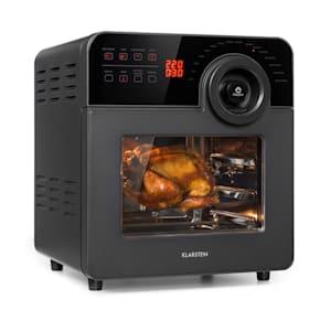 AeroVital Cube Chef friteuse à air chaud 1700 W 14 l 16 programmes noir