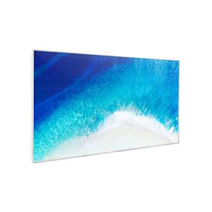 Wonderwall Air Art Beach Chaufage mural  infrarouge 101x 60cm 600W