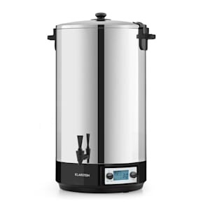 Klarstein KonfiStar 60 Digital konserveringsapparat dryckesdispenser 60l 2500 Watt 100°C 180min