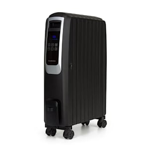 Klarstein Thermaxx Noir Radiateur à huile 2500W 10-30° C minuterie télécommande