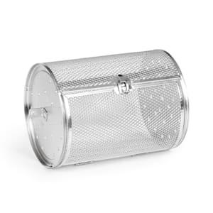 AeroVital Cube Chef Panier rotatif pour friteuse à air chaud acier ino