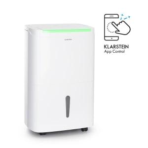 DryFry Connect 40, páramentesítő, Wifi, kompresszió, 40l/24óra, 35-45m², fehér