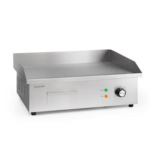 Grillmeile 3000G Pro Electric Grill 3000W Grill Plate 54.5x35cm Smooth
