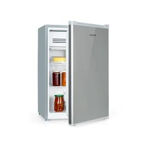 Delaware, lednice, A++, 76l, 4 litrová mrazící část, komprese, stříbrno/šedá