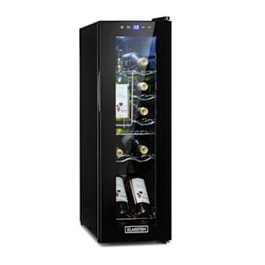 Shiraz 12 Slim Refrigerador de Vinhos 32l/12G. Painel De Controlo Touch 85W 5-18°C