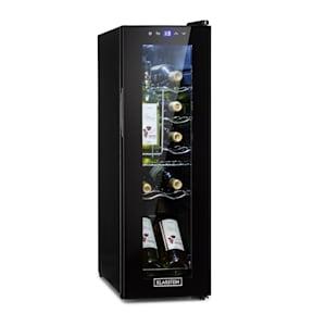 Shiraz 12 Slim Wine Refrigerator 32l / 12Fl. Touch Control Panel 85W 5-18 ° C