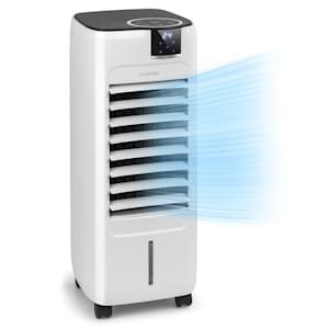 Sonnendeck, hladilnik zraka, 65 W, 8-urni časovnik, daljinski upravljalnik, bela barva