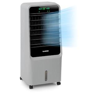 Townhouse, ventilator, hladilnik zraka, 7 l, 110 W, daljinski upravljalnik, 2 x hladilni set, svetlo siva barva