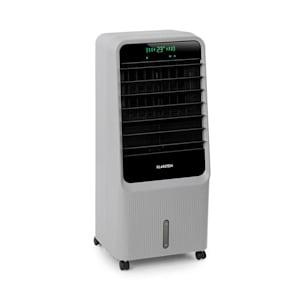 Townhouse, ventilátor, léghűtő, 7 l, 110 W, távirányító, 2 x hűtőkészlet, világosszürke