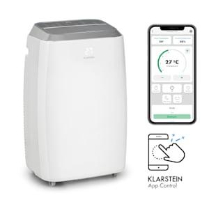 Iceblock Prosmart 9 mobile Klimaanlage 9.000 BTU/ 2,6 kW Luftdurchsatz 300 m³/h max. App Control weiß