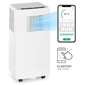 Klarstein Iceblock Ecosmart 9 Mobile Air Conditioner 9,000 BTU / 2.6 kW White