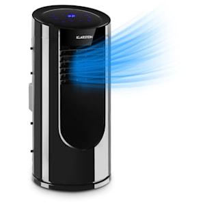 Klarstein Metrobreeze Miami Mobile Air Conditioner 9000BTU / 2.6 kW 950W Black