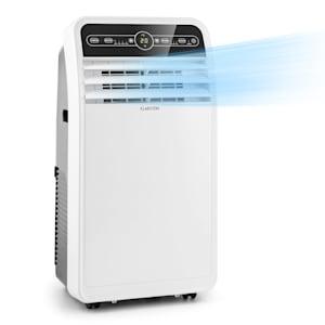Klarstein Metrobreeze New York 7k Mobile Air Conditioning 7,000 BTU / 2.1 kW White