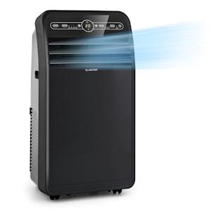 Klarstein Metrobreeze New York 7k Mobile Air Conditioning 7,000 BTU / 2.1 kW Black