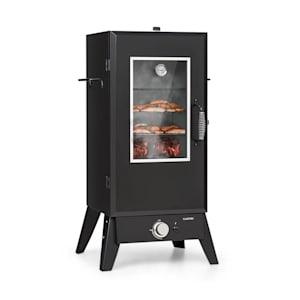 Pasadena barbecue-fumoir à gaz 2,5kW fonction chauffante 180 °C / 350 °F max